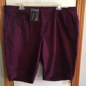 Lane Bryant Bermuda Shorts size 18